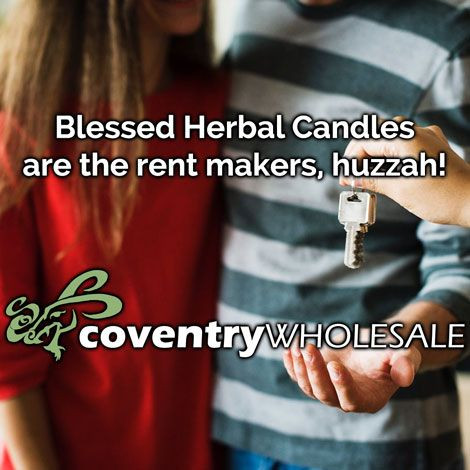 Your customers will lose their minds over these new Blessed Herbal candles