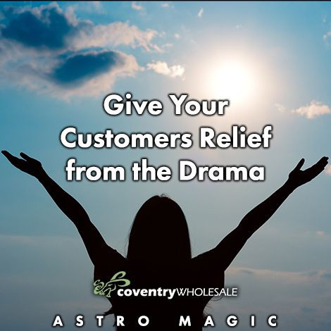 Give your customers relief from the Drama