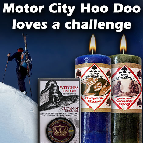 Retail blog 1 Motor City Hoo Doo loves a challenge