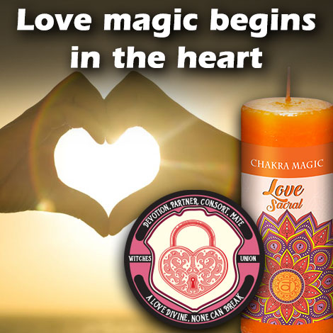 Love Magic begins in the heart blog 2