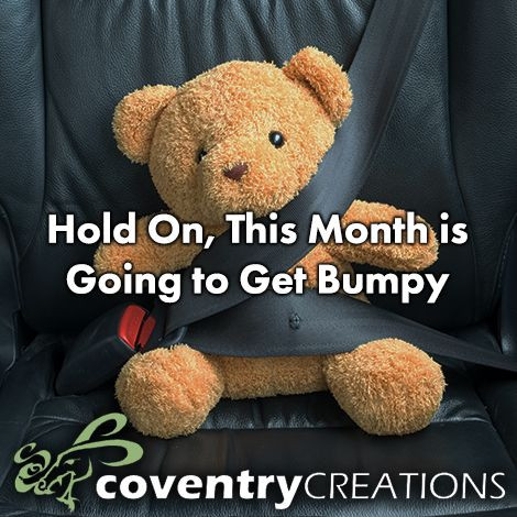 Hold On, This Month is Going to Get Bumpy