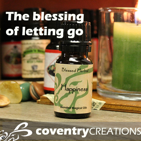 Blog June Blessing of letting go