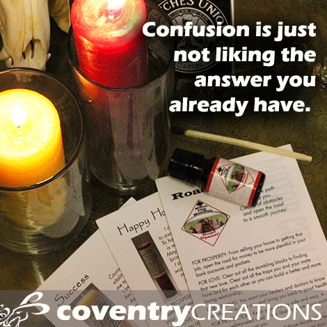 Coventry Magic Oracle June Confusion