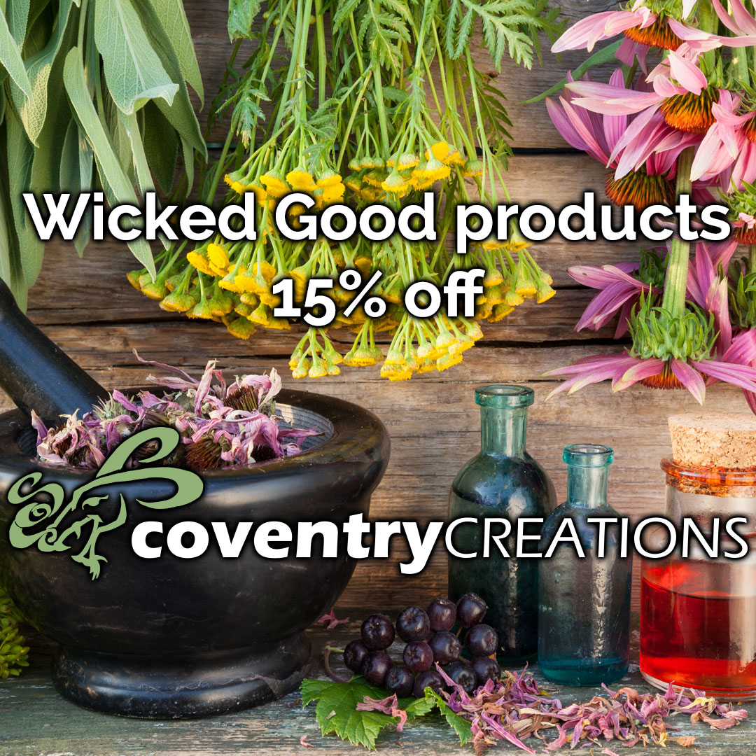 Wicked Good products 15 off Retail feature